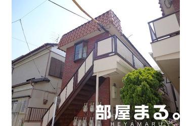 下北沢第1コーポ2階1R 賃貸アパート
