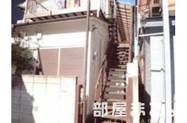 米山荘2階1R 賃貸アパート