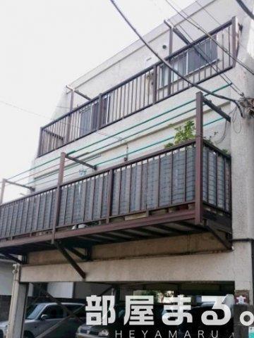 中目黒 徒歩20分 3階 1K 賃貸マンション
