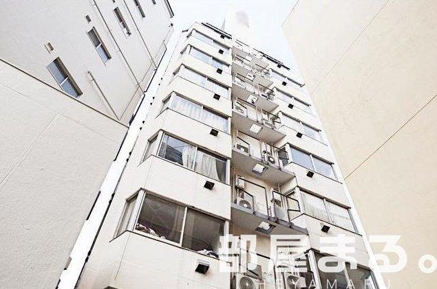 中銀目黒タワービル6階1R 賃貸マンション