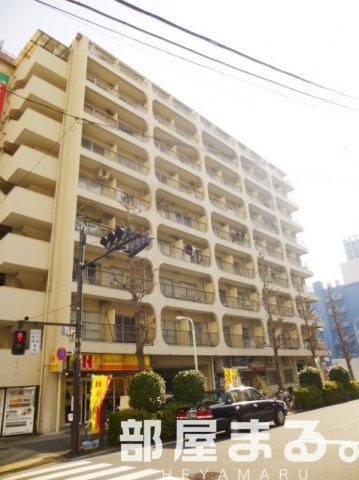 浜松町ビジネスマンション 4階 1R 賃貸マンション