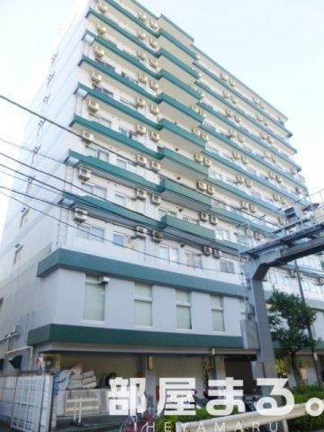 田町 徒歩10分 11階 1R 賃貸マンション