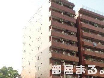 泉岳寺 徒歩3分 9階 1K 賃貸マンション