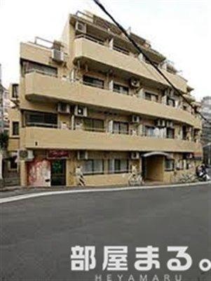 パレドール高輪 1階 1R 賃貸マンション