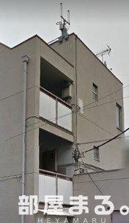 中目黒 徒歩15分3階1R 賃貸マンション