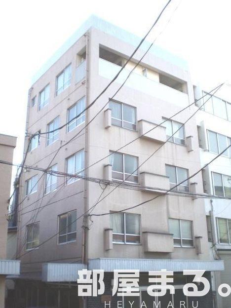 江戸川橋 徒歩3分 5階 1R 賃貸マンション