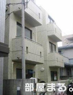 幡ヶ谷 徒歩4分 3階 1R 賃貸マンション