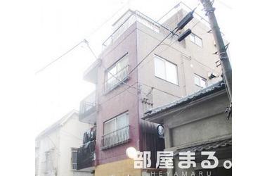 上野 徒歩16分4階1K 賃貸マンション
