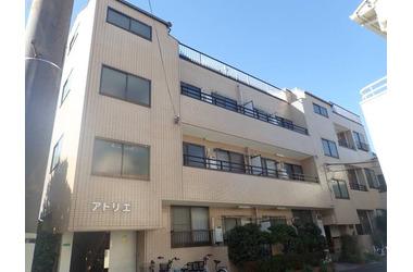 アトリエ 3階 2LDK 賃貸マンション