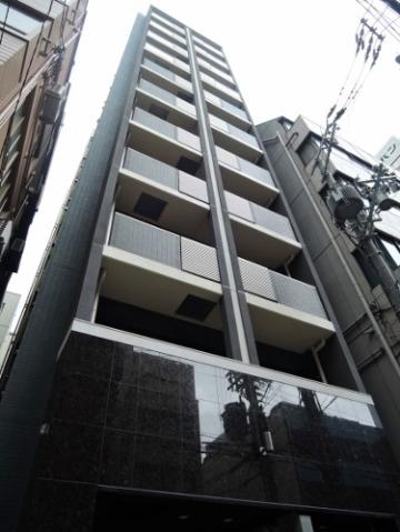 堺筋本町 徒歩7分 2階 1K 賃貸マンション