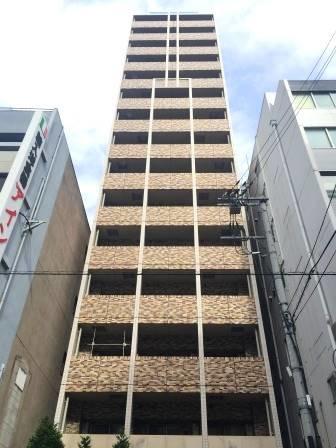 アスヴェル東本町Ⅱ8階1K 賃貸マンション