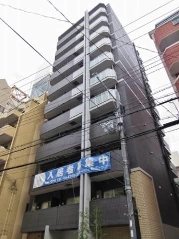 スワンズシティ堺筋本町8階1K 賃貸マンション