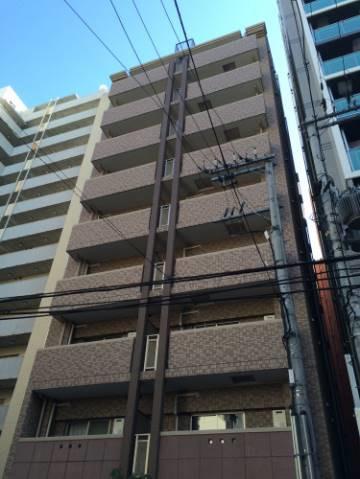 アスヴェル東本町8階1K 賃貸マンション