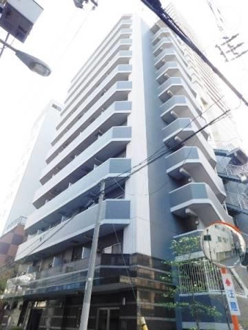 プロシード大阪城南9階1K 賃貸マンション