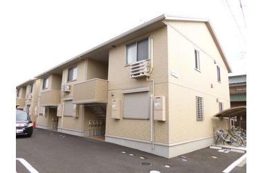 エクセルヒルズB 2階 2DK 賃貸アパート