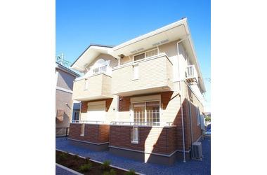 ヴァンベール 2階 1LDK 賃貸アパート