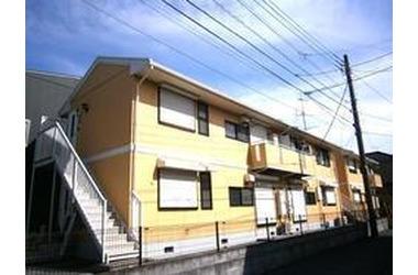 グリーンプラザINOSE C 1階 2DK 賃貸アパート