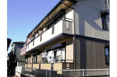 MハイツII 2階 3DK 賃貸アパート