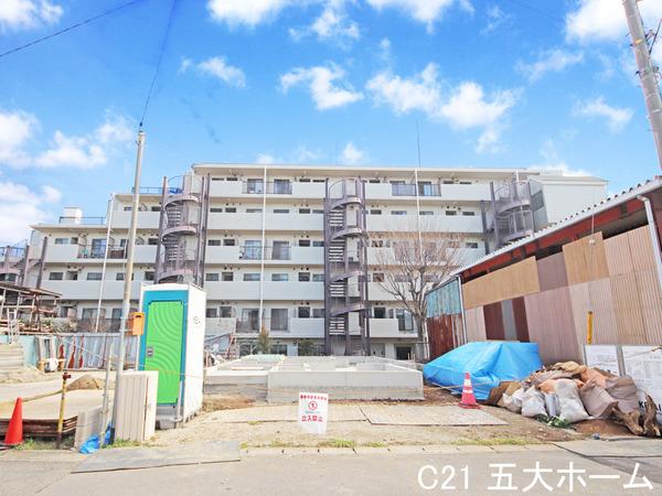 シティパル八柱/千葉県松戸市河原塚