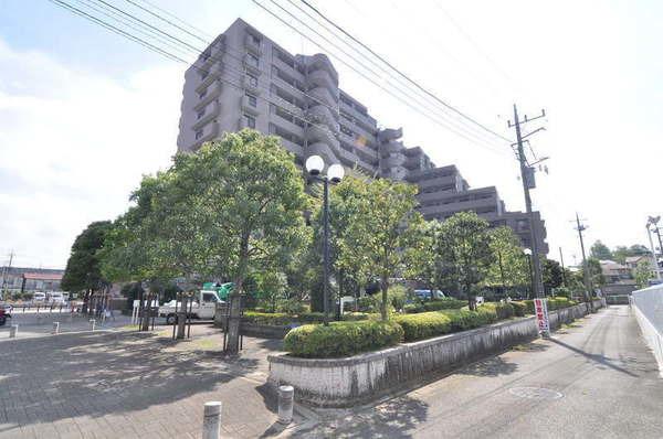 鷺沼ガーデン/神奈川県川崎市宮前区野川