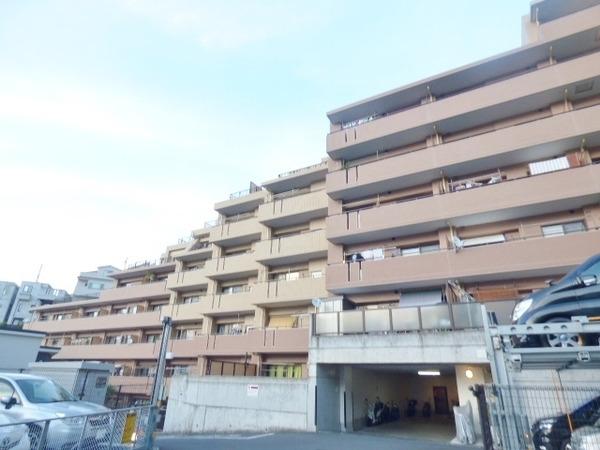 クイーンヒルズ日吉/神奈川県川崎市高津区蟹ケ谷