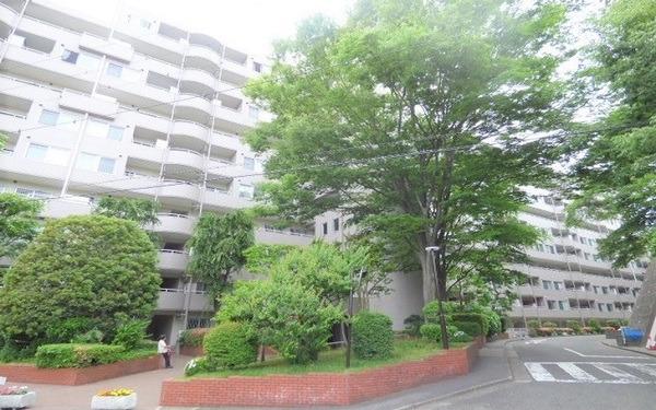 鎌倉グリーンマンション/神奈川県鎌倉市植木