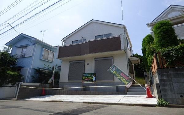 青葉区美しが丘西2丁目 新築戸建/神奈川県横浜市青葉区美しが丘西2丁目