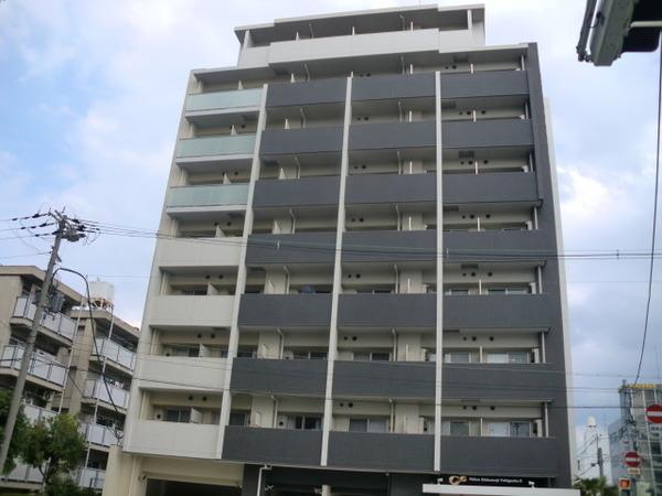天王寺 徒歩11分 4階 1K 賃貸マンション