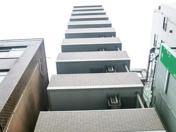 天王寺 徒歩10分 9階 1K 賃貸マンション
