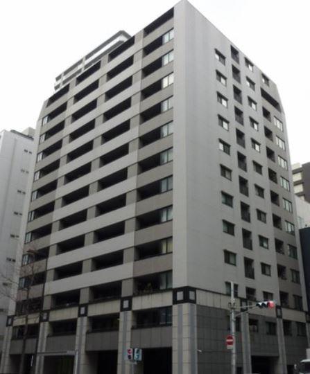 長堀橋 徒歩3分 7階 1K 賃貸マンション