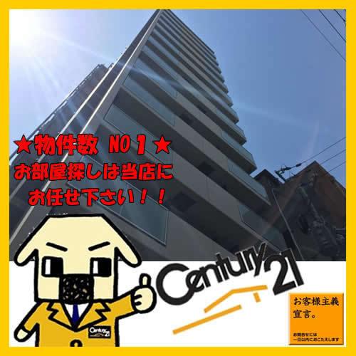 堺筋本町 徒歩7分 9階 1K 賃貸マンション