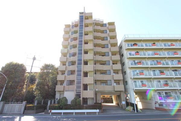 フローレンスパレス新丸子/神奈川県川崎市中原区上丸子八幡町
