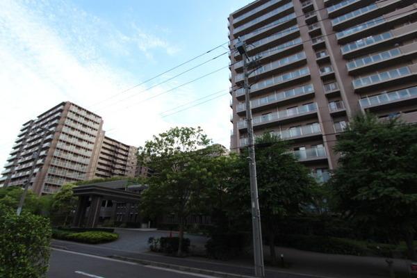 ガーデンティアラ武蔵小杉/神奈川県川崎市中原区今井上町