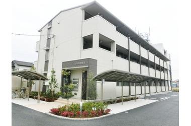 ロータス草加II 1階 1LDK 賃貸アパート