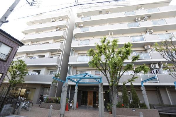 藤和シティホームズ竹ノ塚パークサイド/東京都足立区西保木間2丁目