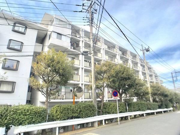 戸塚グリーンヒルB棟/神奈川県横浜市戸塚区上矢部町