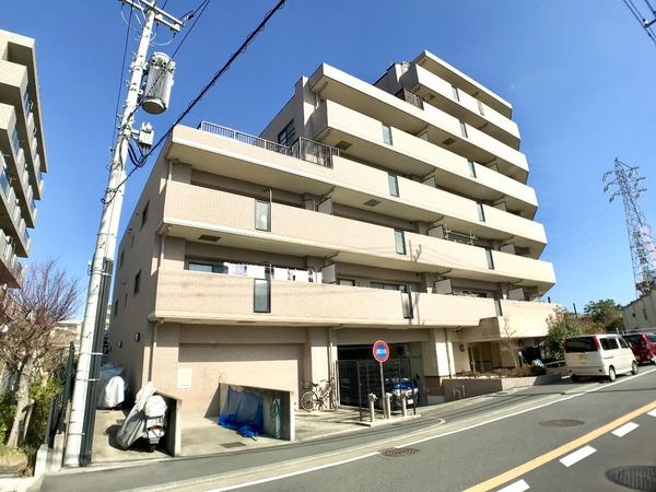 ヴィルアンシャン鎌倉 3階/神奈川県鎌倉市台3丁目