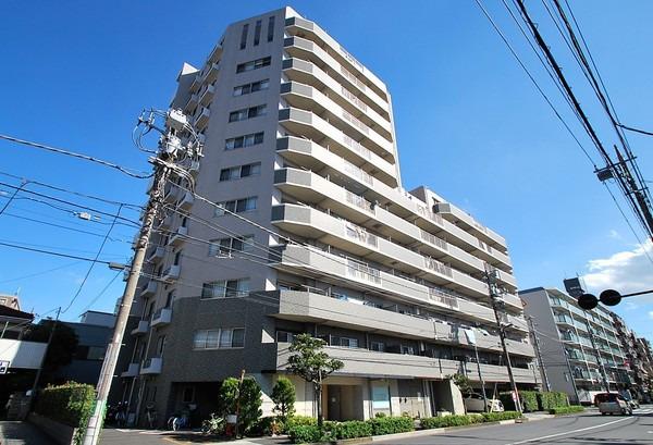 サンクレイドル六町パラッツォ/東京都足立区一ツ家2丁目