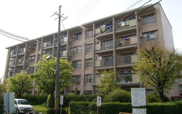 下板橋住宅 B棟/京都府京都市伏見区下板橋町
