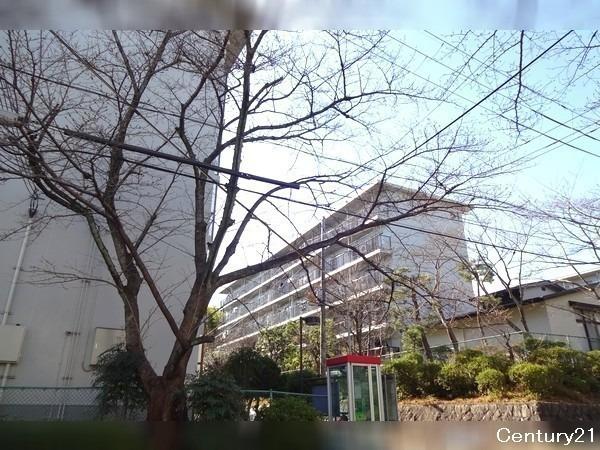 醍醐上ノ山団地B1棟/京都府京都市伏見区醍醐上ノ山町