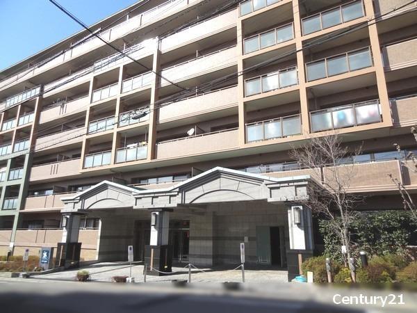 パデシオン丹波橋/京都府京都市伏見区桃山最上町
