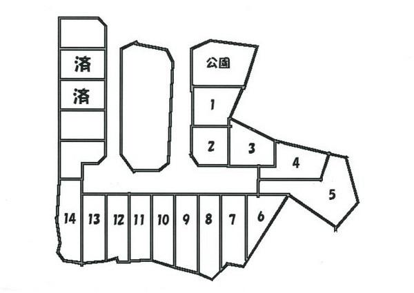 第Ⅰ期2号地/京都府京都市伏見区深草大亀谷大谷町
