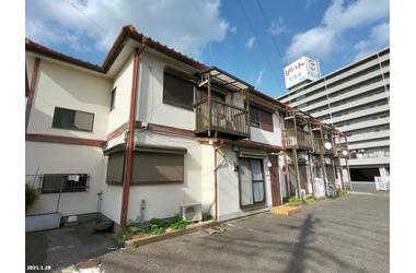 谷塚 徒歩7分 1階 2DK 賃貸アパート