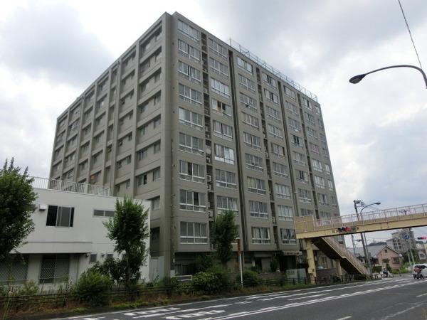 マンションニュー松戸/千葉県松戸市馬橋