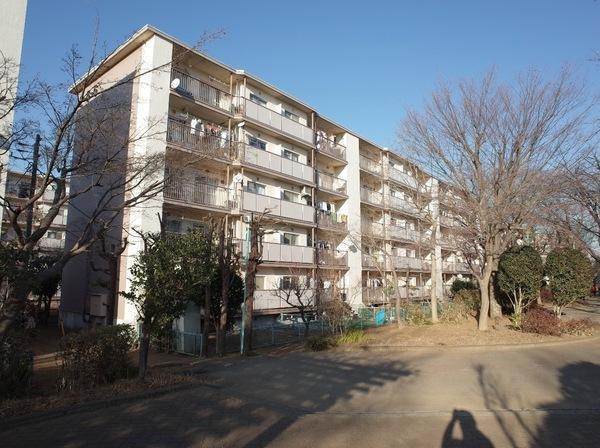船橋グリーンハイツ5号棟/千葉県船橋市緑台1丁目