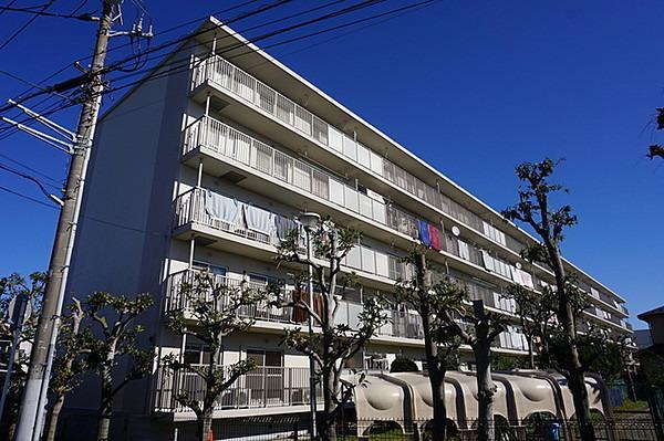 薬円台芙蓉ハイツ/千葉県船橋市七林町