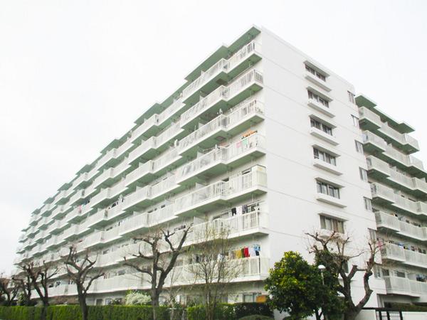 三井せんげん台ハイツ/埼玉県越谷市大字上間久里