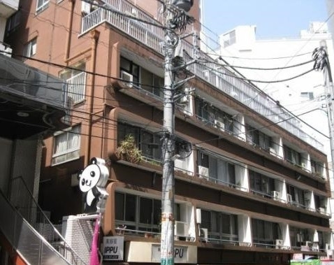 中野住研コーポ/東京都中野区中野3丁目