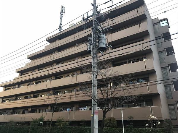 アドヴァンス鶴見ガーデンタウン/神奈川県横浜市鶴見区江ケ崎町