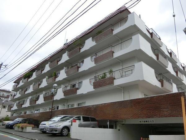 ライオンズマンション国際/神奈川県横浜市西区浅間台
